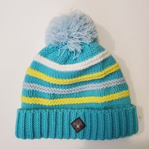 Spyder Women's Knitted Pom Hat New Without Tags